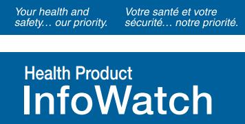 Health Canada: Bản tin Health Product InfoWatch – Tháng 9/2016