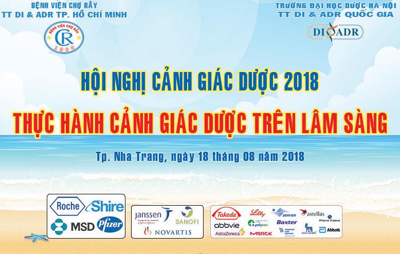Hội nghị Cảnh giác Dược 2018 được tổ chức thành công tốt đẹp