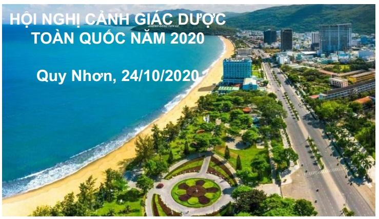 Hội nghị Cảnh giác Dược toàn quốc năm 2020: Thông báo số 1