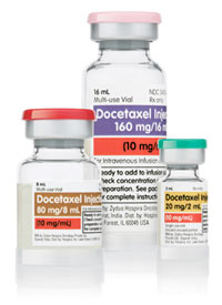 Pháp (ANSM): Tử vong ở những phụ nữ điều trị ung thư vú bằng docetaxel