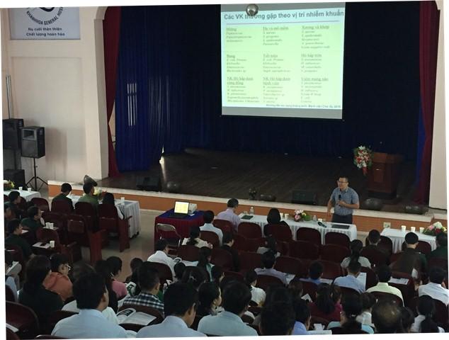 Tập huấn Dược lâm sàng tại Sở Y tế Khánh Hòa